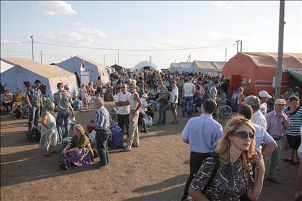 Губернатор Ростовской области пообещал обеспечить безопасность на границе с Украиной