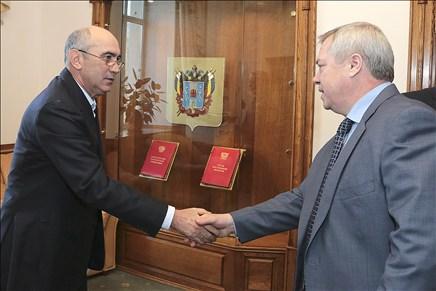 Иван Данильянц возглавилФК «Ростов»