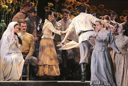 Спектакль «Тихий Дон» будет представлен на Международном театральном форуме «Золотой Витязь» в Москве