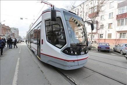 Ростов закупит новые трамваи на428 млн руб.
