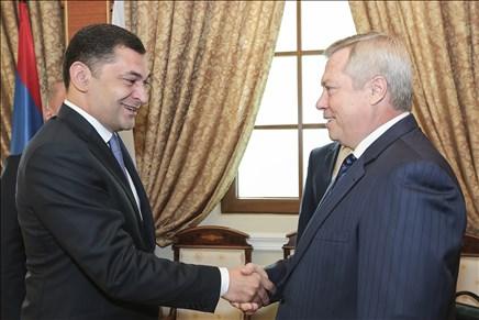 Ростовская область иАрмения будут сотрудничать