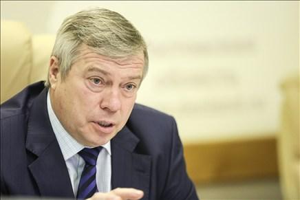 Голубев одобрил концепцию благоустройства территории уАК «Платов»