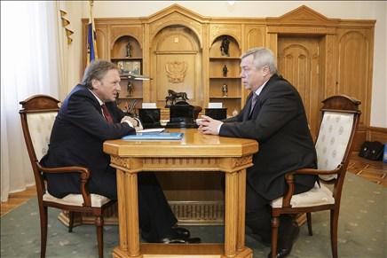 Ростовская область будет пилотной при внедрении системы защиты предпринимателей