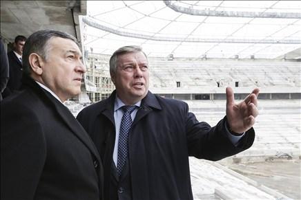 «Ростов-Арена»— лидер среди строящихся кЧМ стадионов 16марта 2017