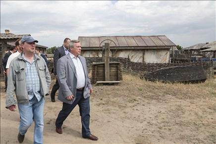 В Ростовской области начались съемки фильма «Тихий Дон»
