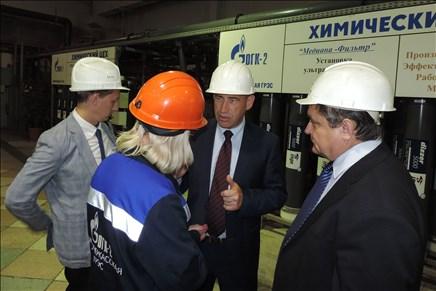 ВОрловской области вмае зафиксировано увеличение потребления электроэнергии