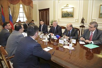 В Ростове-на-Дону появится торговый дом Армении
