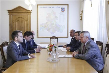 ВРостовской области появится почтовый логистический центр