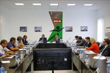 ВРостове «Почта России» построит логистический центр за4 млрд руб.