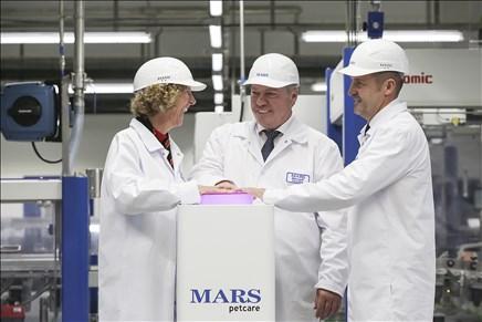 ВРостовской области заработал завод попроизводству кормов для животных