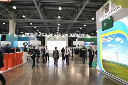 Волгоградская делегация представила свои проекты наVсъезде экологов