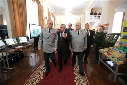 Южный военный округ стал орденоносным