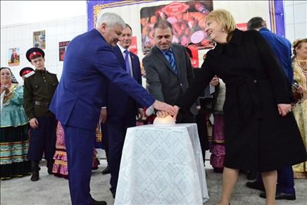 НаДону открыли новый мясоперерабатывающий комплекс