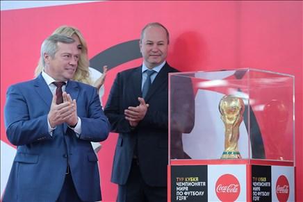 Кубок ФИФА на донской земле