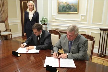 Донское правительство продолжит сотрудничество с ВТБ