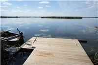 Площадка для рыбалки