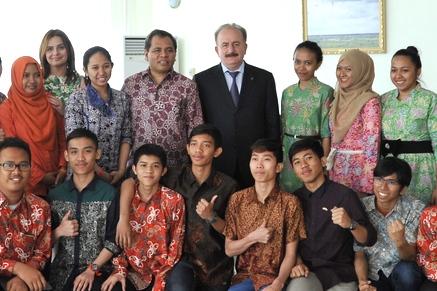Ростовская область укрепляет дипломатические связи с Индонезией