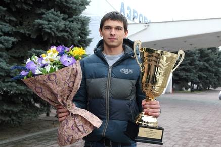 Чемпион мира порусскому бильярду одержал победу вТомске 450 тыс руб.