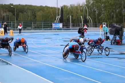 НаВсероссийских соревнованиях донские паралимпийцы завоевали 20 наград