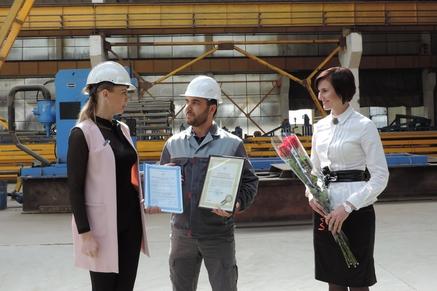 «Исаевский машиностроительный завод» получил отличительный знак качества «Сделано наДону»