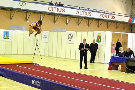 Акробаты Приангарья завоевали три медали напервенстве РФ