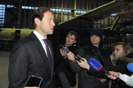 ТАНТК имени Бериева получит бюджетную субсидию в размере 3,5 млрд рублей