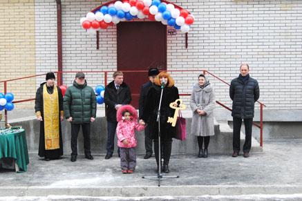 В русском Донецке построили дом для переселенцев изаварийного жилья