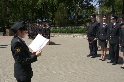 Шесть новых служащих орловской службы судебных приставов присягнули наверность закону