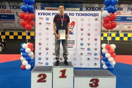 Врозыгрыше Кубка Российской Федерации примут участие чеченские тхэквондисты