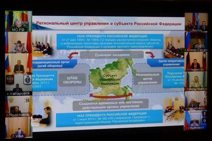 Ростовчане представят Сергею Шойгу «умную» шапку для военнослужащих