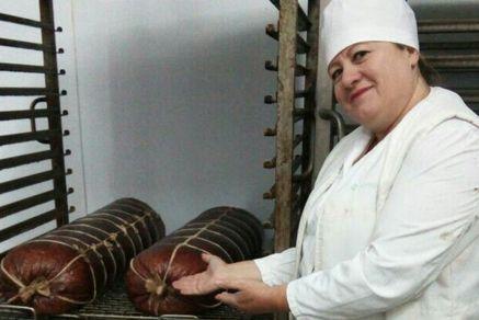 Для выставки в российской столице Ростовская область подготовит шестиметровую колбасу