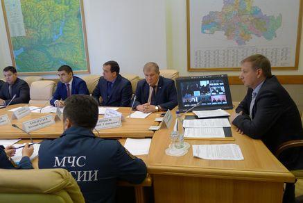ВЯрославской области проходит всероссийская штабная тренировка погражданской обороне