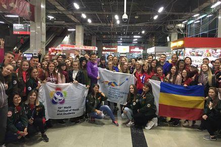 Работу Всемирного фестиваля молодёжи вСочи обеспечат 5 тыс. волонтёров