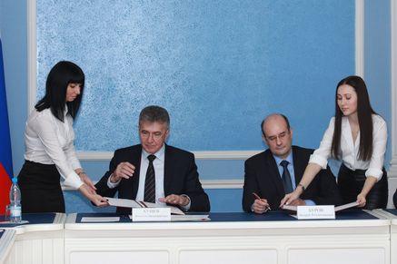 Вне политики: донской избирком подписал соглашение сОбщественной палатой