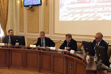 Загруженность маршруток изРостова в«Платов» непревысила 50%