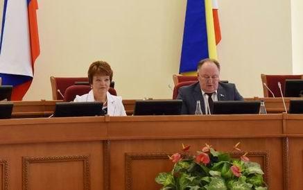 ВРостовской области профицит бюджета составил приблизительно 2 млрд руб.