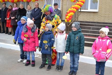 В Ростовской области на оснащение нового детсада выделено свыше 10,8 млн рублей