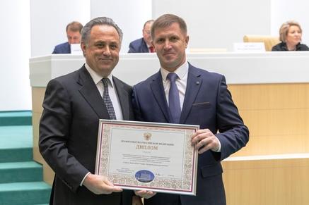 Донским муниципалитетам-победителям конкурса «Лучшая муниципальная практика» вручены дипломы Правительства России