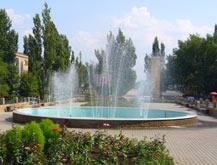 Площадь 50-летия Донецка