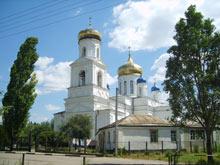 Свято - Успенская церковь