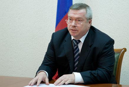 Донской губернатор раскритиковал ростовские власти