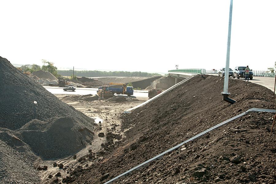 Строительство новых дорог в Ростовской области 3