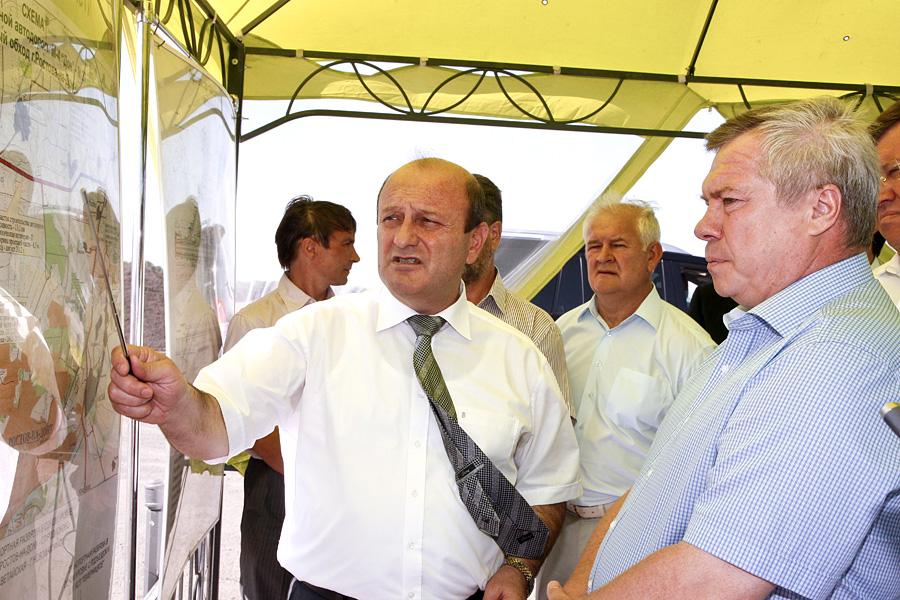 Строительство новых дорог в Ростовской области 1