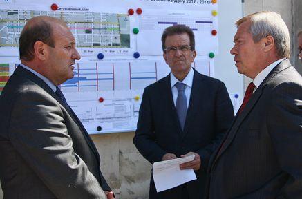 К 1 сентября будет подготовлена схема движения легкорельсового транспорта в Ростове.  Перед этим к началу августа...